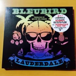 """BLEUBIRD new album """"LAUDERDALE"""""""